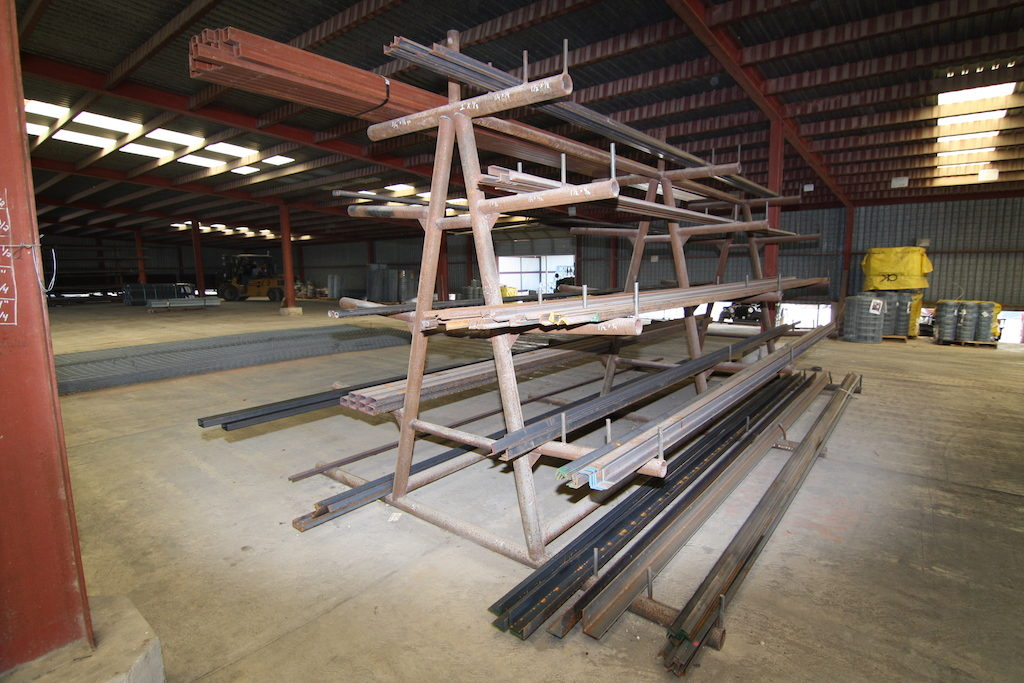 Steel Sales D Amp D Fence And Rental